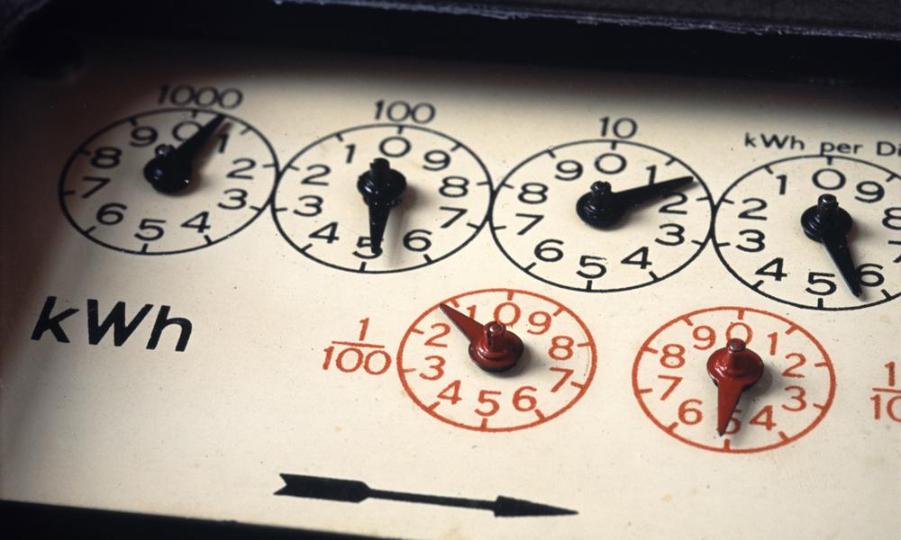 How To Read An Old Style Electricity Or Natural Gas Meter